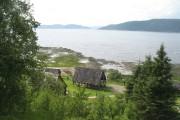 À L'Anse-à-la-Croix, sur les rives du Saguenay, un... (Photo collaboration spéciale François Bourque) - image 4.0