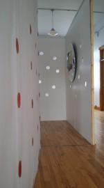 Installation Y aller et venirde Michèle Lorrain au... (Photo Vrille art actuel) - image 4.0