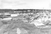 La démolition de Gagnon après sa fermeture en... (Archives Le Soleil) - image 1.0