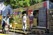 Le Paradis offre une bouffe de rue multiculturelle.... (Le Soleil, Pascal Ratthé) - image 4.0