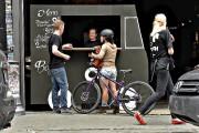 Le faux camion de bouffe du Cercle... (Le Soleil, Patrice Laroche) - image 3.0