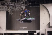 Le dispositif technique de Marvel Universe Live... (Courtoisie) - image 2.0