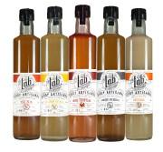 La gamme de sirops pour cocktails du Lab... (Le Lab) - image 1.0