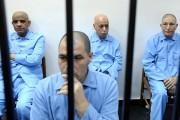 Le tribunal siégeant à Tripoli a notamment condamné... (PHOTO  MAHMUD TURKIA, AFP) - image 1.0