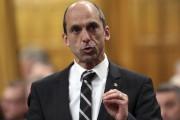 Le ministre fédéral de la Sécurité publique et... (Archives La Presse Canadienne) - image 5.0