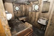 L'une des douze cabines destinées aux matelots.... (Stéphane Lessard) - image 1.0