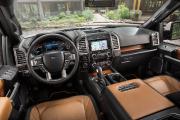 Ford a annoncé sa nouvelle camionnette hyper de luxe... (Photo fournie par Ford) - image 2.0