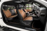 Ford a annoncé sa nouvelle camionnette hyper de luxe... (Photo fournie par Ford) - image 3.0