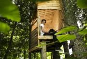 Ce rêve d'une cabane, refuge où... (PHOTO HUGO-SEBASTIEN AUBERT, LA PRESSE) - image 5.0
