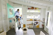 Ce rêve d'une cabane, refuge où jouer,... (Photo Jessica Garneau, La Tribune) - image 2.0