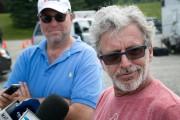 Mac Brown et Jeff Raffne... (Imacom, René Marquis) - image 2.0
