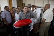 Un bébé palestinien a été brûlé vif et... (PHOTO MAJDI MOHAMMED, AP) - image 1.0
