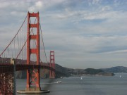 Le Golden Gate Bridge de San Francisco... (La Tribune, Jonathan Custeau) - image 1.0