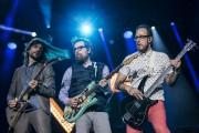 Weezer, à Osheaga, samedi... (PHOTO EDOUARD PLANTE-FRECHETTE, LA PRESSE) - image 6.0