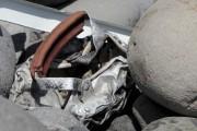 Un promeneur a retrouvé un morceau de métal,... (PHOTO RICHARD BOUHET, AFP) - image 1.0