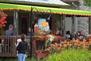 Le café de la place, à Cap-Santé, prépare... (PHOTO PASCAL RATTHÉ, COLLABORATION SPÉCIALE LA PRESSE) - image 4.0