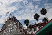 Le parc d'attractions de Santa Cruz.... (PHOTO SYLVAIN SARRAZIN, LA PRESSE) - image 2.0