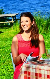 Jessica Harnois... (Photo tirée de Facebook) - image 1.0