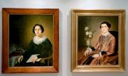 Deux portraits peints par Antoine Plamondon... (Le Soleil, Erick Labbé) - image 1.1