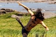 Le danseur Oliver Koomsatira... (Photo Jean-Sébastien Veilleux) - image 1.0