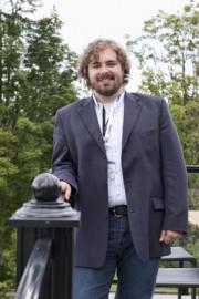 Raphaël Bédard-Chartrand, directeur général des Correspondances d'Eastman.... (Imacom, Julien Chamberland) - image 1.0