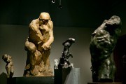 Quelques sculptures d'Auguste Rodin, dont un grand modèle... (PHOTO DAVID BOILY, LA PRESSE) - image 3.0