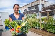 C'est la passion du jardinage qui a poussé... (Photo: Olivier Croteau Le Nouvelliste) - image 1.0