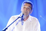 Chez les auteurs-compositeurs-interprètes, le vieux routier Robert Start,... ((Photo Le Quotidien, Jeannot Lévesque)) - image 1.0