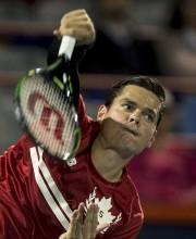 Milos Raonic est l'un des serveurs les plus... (La Presse Canadienne, Paul Chiasson) - image 2.0