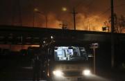 Plus de 200 experts militaires des armes chimiques et... (PHOTO REUTERS) - image 4.0
