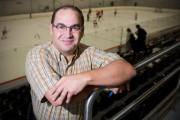 Le directeur général de Hockey Sherbrooke, Stéphane Dion.... (Imacom, Jessica Garneau) - image 1.0