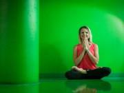 Jennifer Kruidbos enseigne le yoga. ... (PHOTO EDOUARD PLANTE-FRÉCHETTE, LA PRESSE) - image 8.0