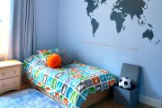Une des chambres à coucher de la maison,... (Le Soleil, Jean-Marie Villeneuve) - image 2.1