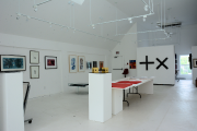 Détail de l'espace de la galerie du Théâtre-Magog-art... (Photo Jean-Michel Correia, fournie par la galerie) - image 1.1