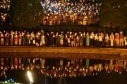 La procession aux flambeaux du samedi soir, 15... (Photo: courtoisie) - image 1.1