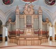 L'orgue dispose de 46 jeux et compte 3398... (Photothèque Le Soleil) - image 1.0