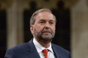 Thomas Mulcair, chef du NPD... (PHOTO SEAN KILPATRICK, ARCHIVES LA PRESSE CANADIENNE) - image 1.0