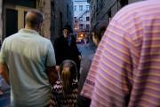Une visite guidée de sa propre ville? Pourquoi... (Photo Olivier Jean, La Presse) - image 3.0