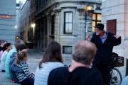 Une visite guidée de sa propre ville? Pourquoi... (Photo Olivier Jean, La Presse) - image 3.1