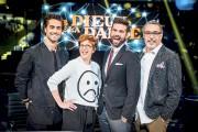 Nico Archambault, Chantal Lamarre, Jean-Philippe Wauthier et Serge... (Fournie par ICI Radio-Canada Télé) - image 1.0