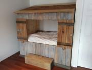 Un lit-cabane pour enfant ... (Photo Christophe Perny) - image 2.0