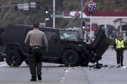 Le véhicule de Caitlyn Jenner accidenté.... (PHOTO ARCHIVES REUTERS) - image 1.0