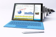 La tablette Surface Pro 3 de Microsoft, de... (Photo tirée du site Web de Microsoft) - image 1.0