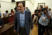 L'ex-ministre de l'Environnement et de l'Énergie Panagiotis Lafazanis... (Photos Stoyan Nenov, Reuters) - image 1.0