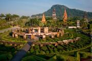 Le Stonehenge de Nong Nooch: vert au possible!... (www.jardinierparesseux.com) - image 1.0