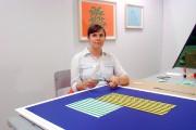 Annie Descôteaux, de Québec, termine un de ses... (Collaboration spéciale Josianne Desloges) - image 1.0