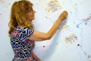 S uzanne Joos, de Montréal, s'applique à l'expansion... (Collaboration spéciale Josianne Desloges) - image 1.1