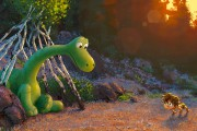 The Good Dinosaur de Peter Sohn... (PHOTO FOURNIE PAR DISNEY/PIXAR) - image 3.0