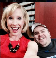 Alison Parker et Adam Ward.... (PHOTO WDBJ/TWITTER) - image 1.1