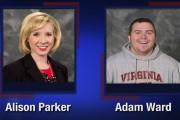 Les victimes sont la journaliste Alison Parker, 24... (AFP) - image 1.0